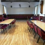 Llanrhos Old School - Main Room